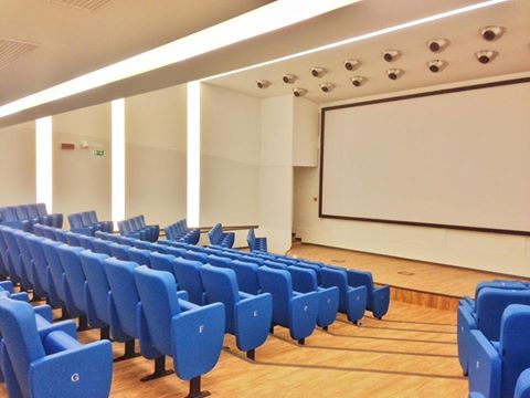 sala cinema capri