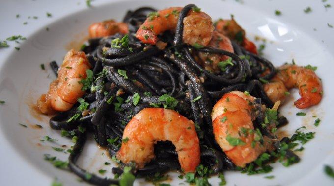 Spaghetti al nero di seppia – Video Ricetta