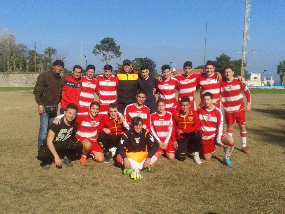 Calcio: Esaltante campionato degli  Allievi  A.s.d. San Costanzo