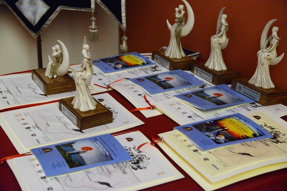 """Assegnato ad Annalena Cimino il Premio """"Cupido Antologia"""" al 2° Concorso Poetico Premio San Valentino"""