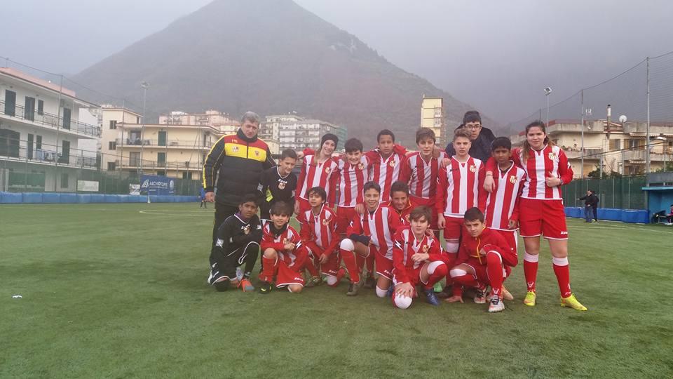 Calcio: Esordienti della San Costanzo vincono contro il Sant' Aniello per 5-4