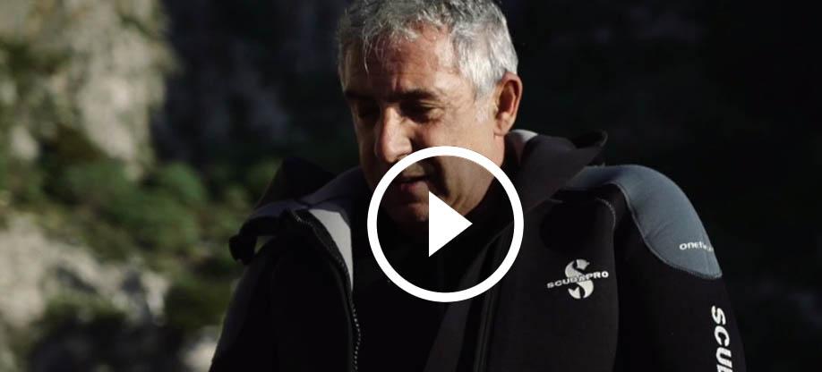 """""""Il Mare Dentro"""" il nuovo video di Umberto D'Aniello """"Difendere e amare il Mare di Capri"""""""