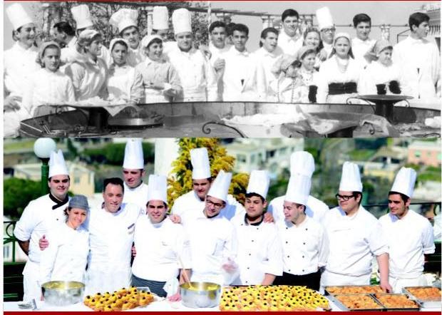 Ritorna la tradizionale Zeppolata nella Piazzetta di Capri