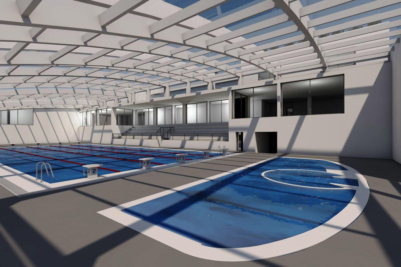 Palazzetto delle Sport e Campo Sintetico, i passi in avanti dell' amministrazione di Capri (FOTO PROGETTO)