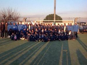 Calcio: Asd Anacapri accede ai play off del campionato allievi della Provincia di Napoli