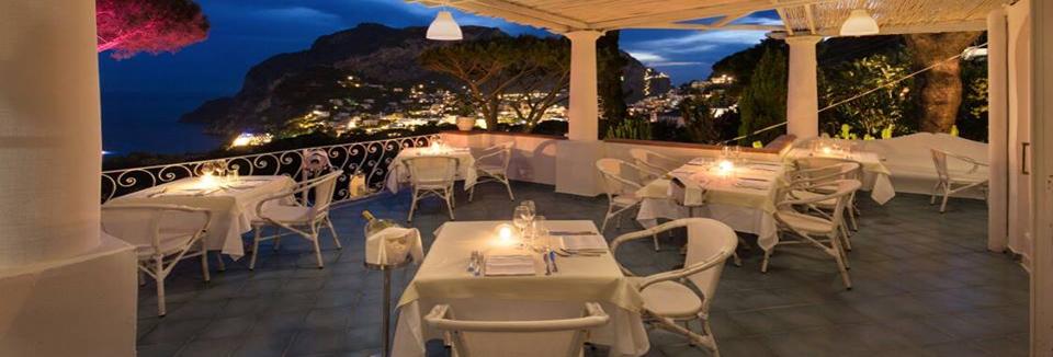 la palette Ristorante Capri