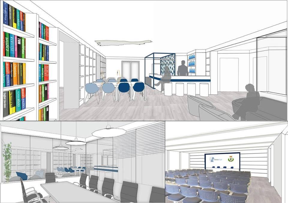 Capri: Piano Superiore del Centro Congressi presto una Mediateca Pubblica grazie ad accordo amministrazione di Capri e Porto Turistico