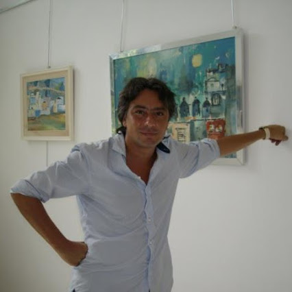 """""""Empatia"""" di Sergio Ruocco Dal 1 al 7 Maggio presso la Galleria  Laetitia Cerio di Capri"""