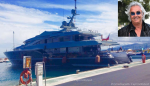 Flavio Briatore sbarca a Capri, inizia la stagione dei Vips sull' isola dei Faraglioni