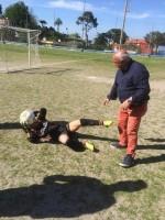 Il Talent Scout del Chievo Verona a Capri presso l' A.S.D. Calcio San Costanzo