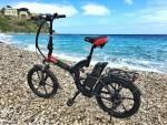 """La Miele Biciclette Elettriche  presenta la nuova Px-20 Sxr """"Capri Inspiration"""""""