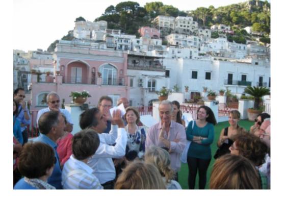 """""""Passeggiata d'autore, sabato 2 luglio: gli alberghi storici di Capri, viaggio nell'ospitalità"""""""