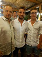 Vacanza a Capri  con famiglia per Dries Mertens  e tanti Selfie con i tifosi (Foto)
