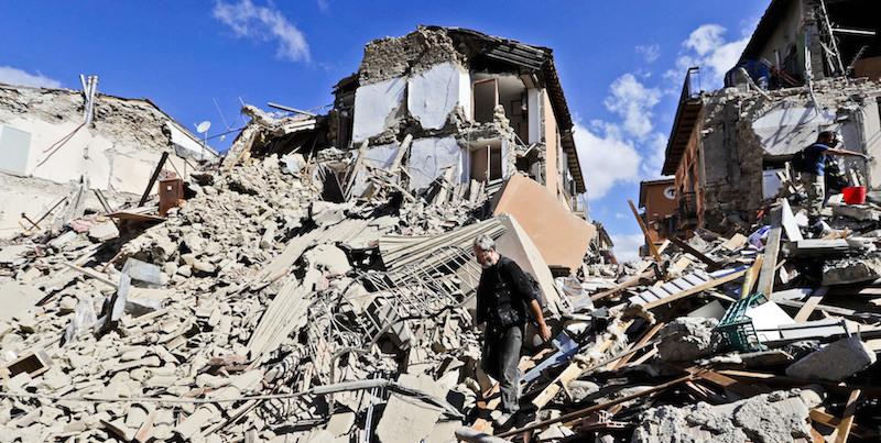 CAPRI : SOLIDARIETA' ALLE COMUNITA' COLPITE DAL TERREMOTO