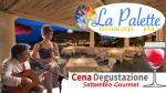 """Cena degustazione """"Settembre Gourmet"""" al Ristorante La Palette di Capri con i Capri Serenade in Concerto"""