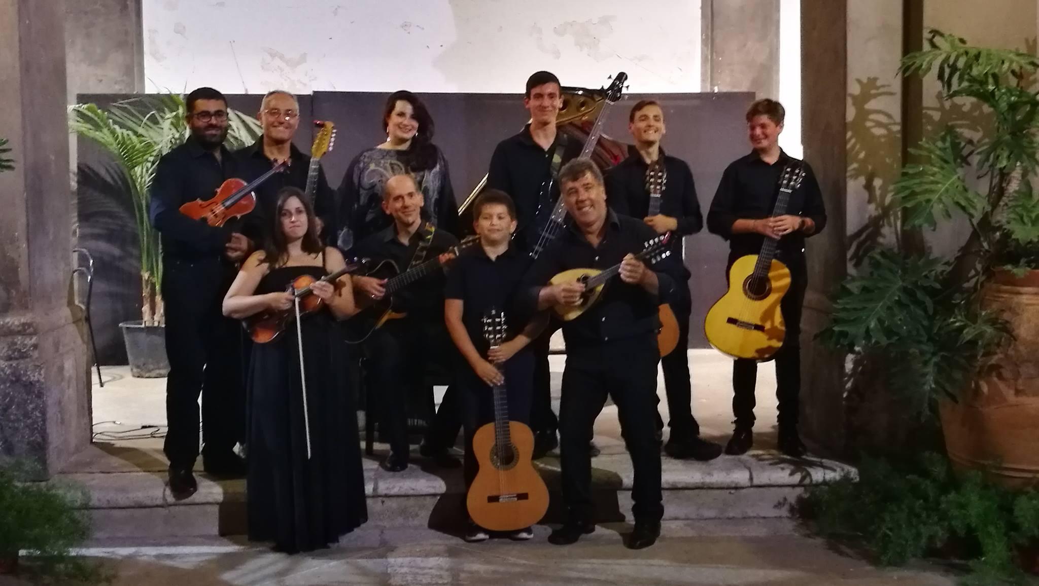 Eventi a Capri: George Bizet Ensamble in concerto alla Certosa di San Giacomo