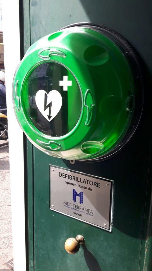 Capri Comune Cardioprotetto: Primo corso Blsd di Formazione per l'utilizzo dei defibrillatori