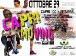 Capri Moving: Giornata di fitness e benessere ai Giardini della Flora Caprense