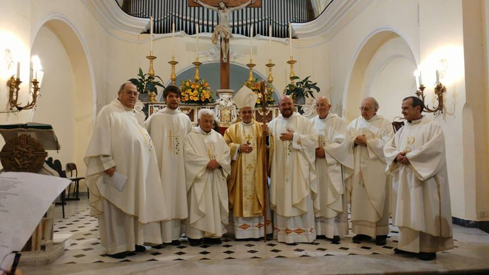 Il caprese Don Massimo Maresca alla guida della Parrocchia di  Santa Sofia di Anacapri