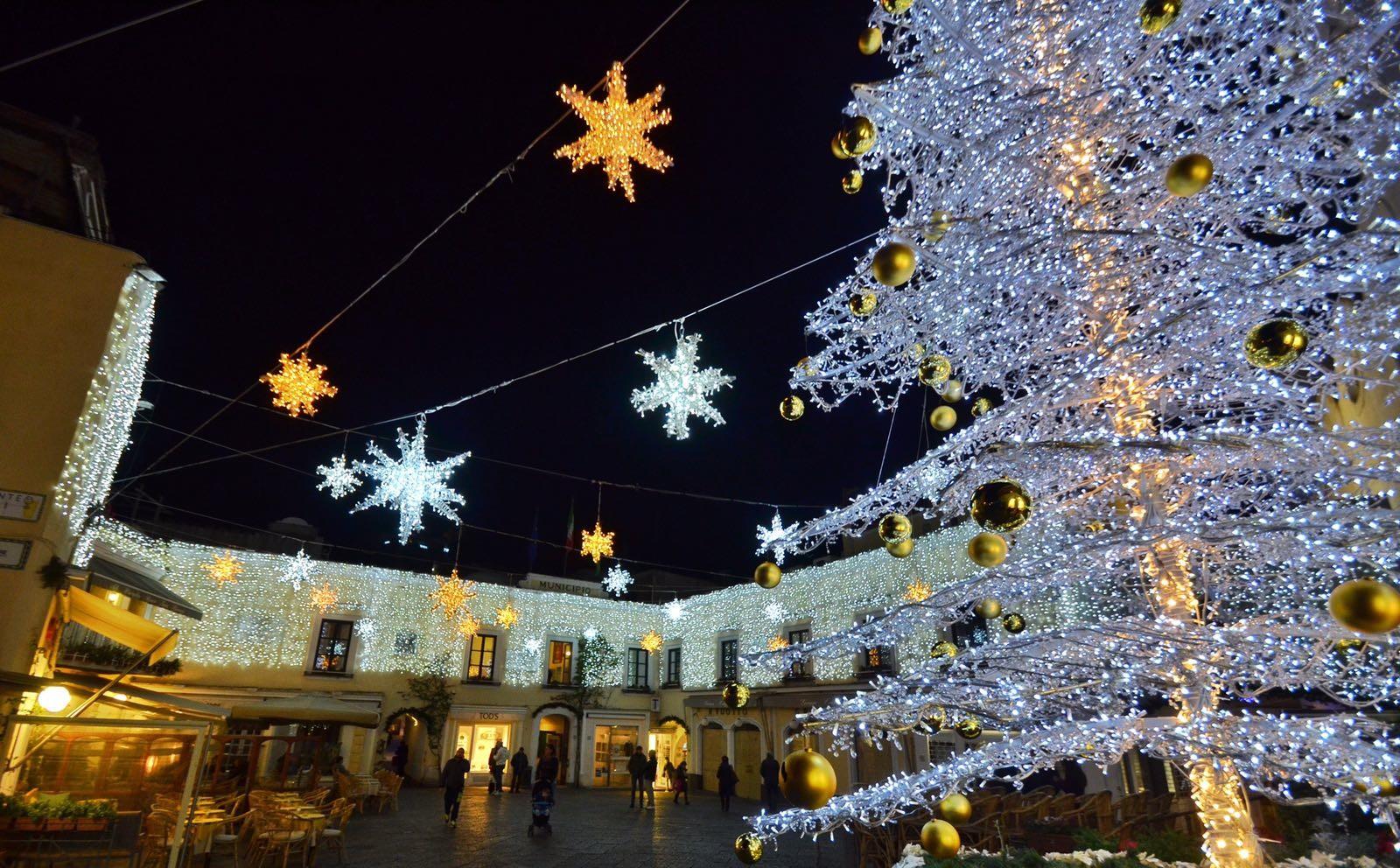 Capri:  Natale e Santo Stefano col bel tempo, le previsioni Meteo delle Feste