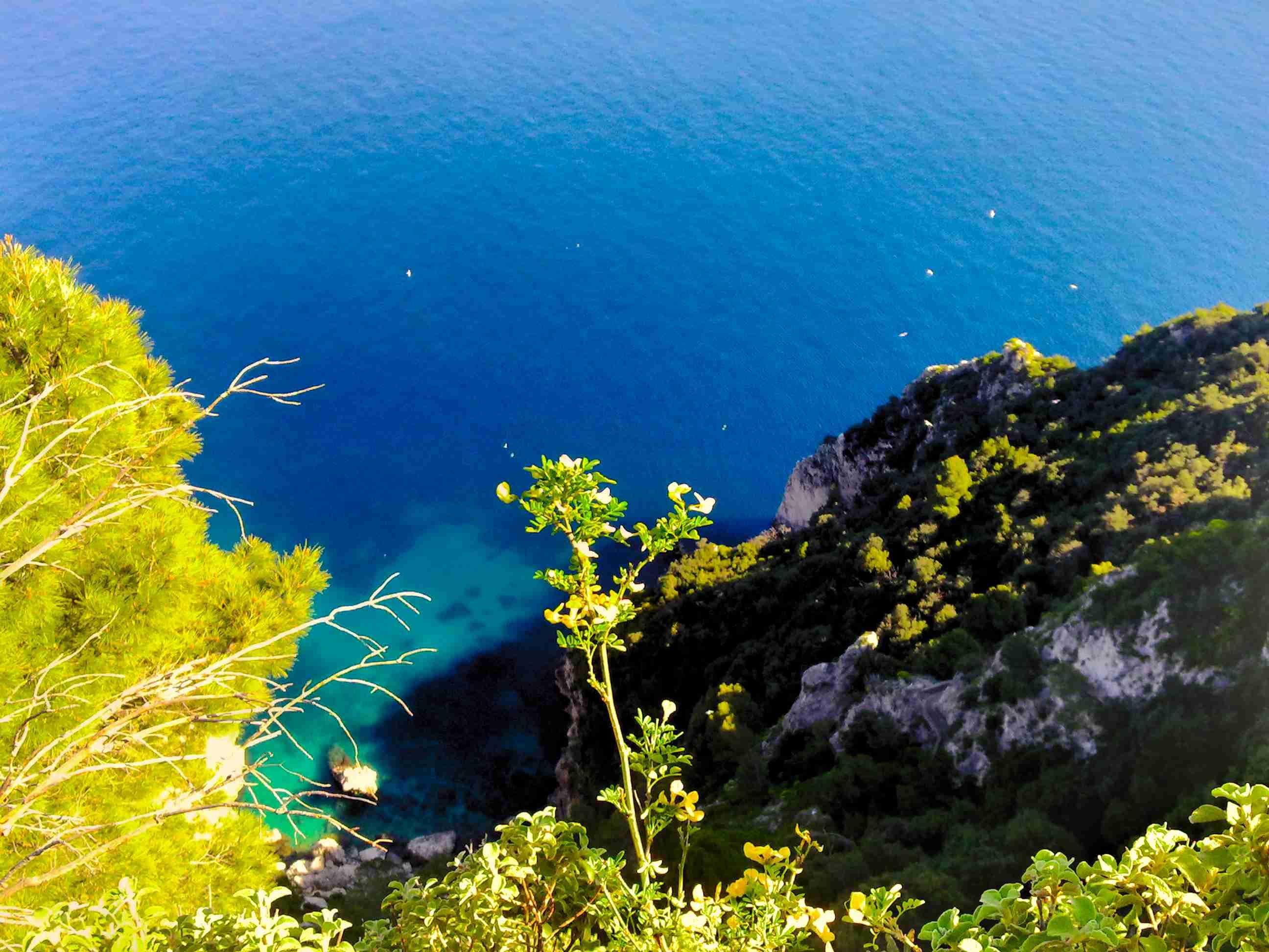 Meteo Capri: previsioni per Martedì 25 Settembre