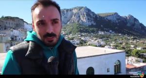 AL CESTISTA CAPRESE COSTANZO RUOCCO IL REPORTAGE DELLA FEDERAZIONE ITALIANA BASKET