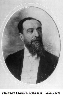 Il centro Caprense ricorda il grande Geologo Prof.Francesco Bassani a cent'anni dalla morte