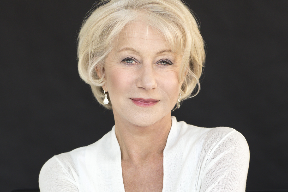 "Helen Mirren a Capri Hollywood, il "" Legend Award"" per l'interprete di ""The Queen"""
