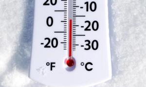 Capri arriva la gelata della Befana,  temperature poco sopra lo zero