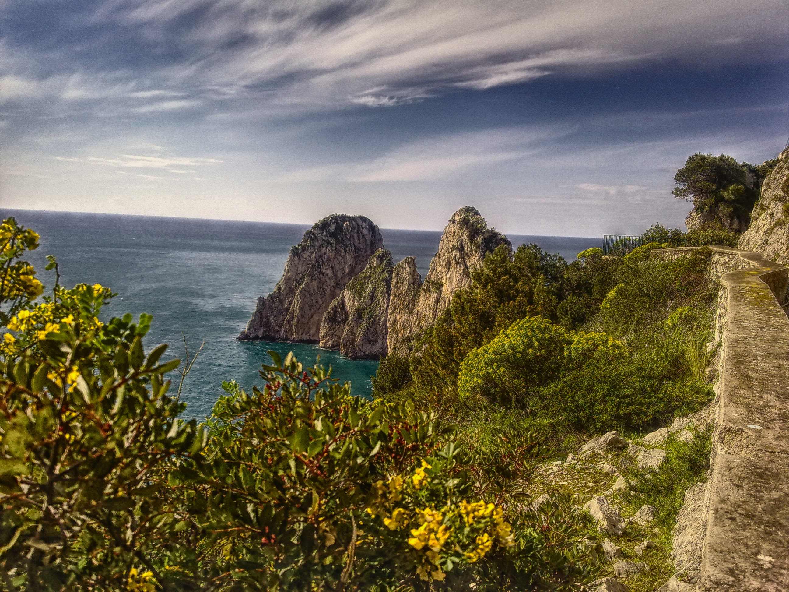 Capri. Le previsioni Meteo per il 7 -8 -9 Settembre 2018
