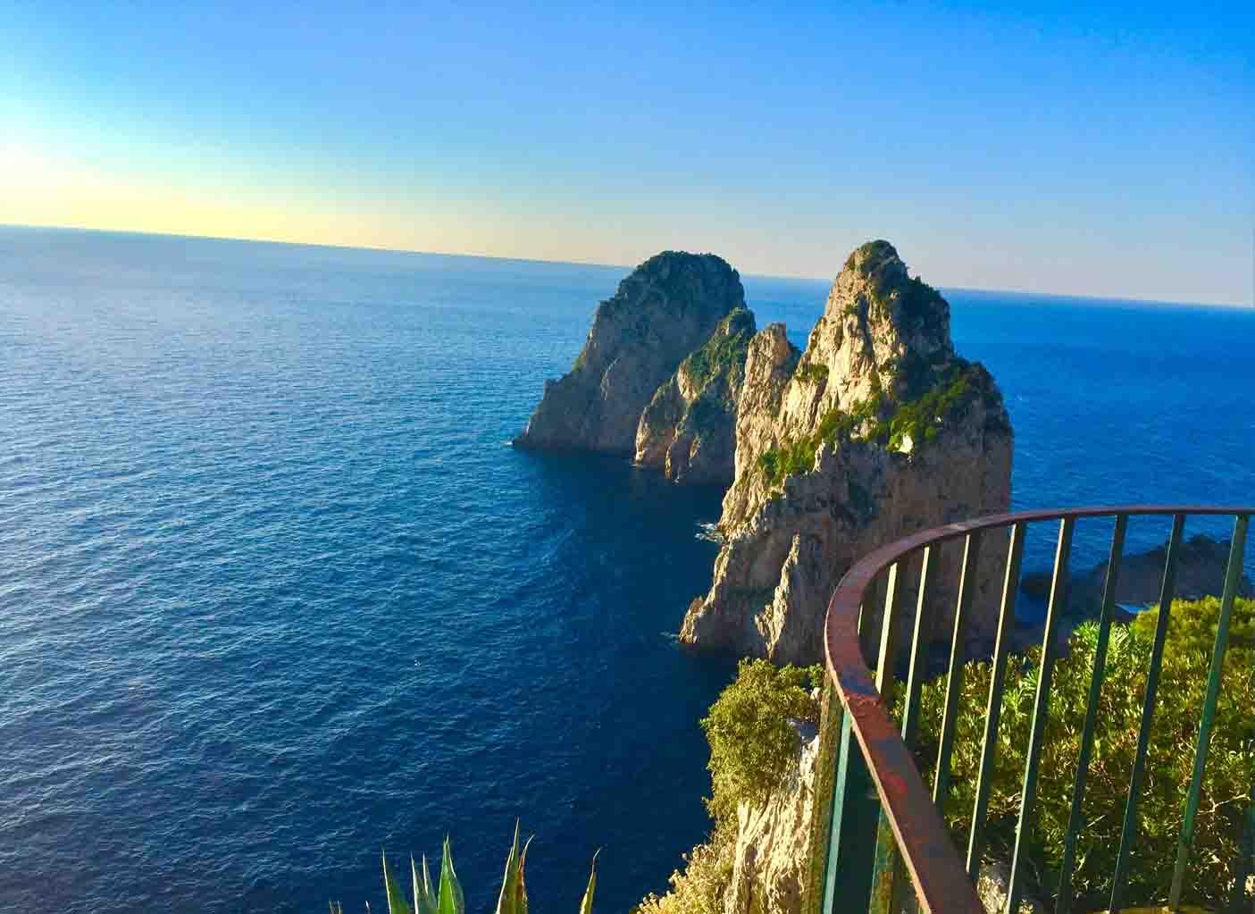 Vacanze di Settembre a Capri: Le proposte di Hotel, Bed and breakfast e Appartamenti