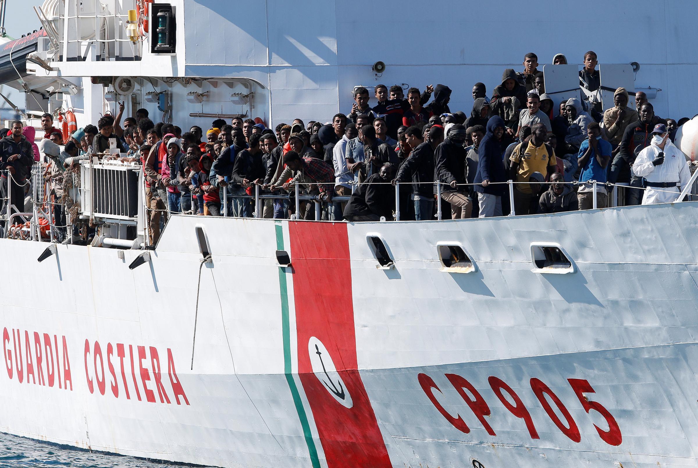 Emergenza Migranti: Convocati dal prefetto i Sindaci di Capri e Anacapri