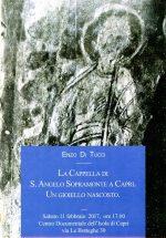 La cappella di S. Angelo Sopramonte a Capri nella Conferenza di Enzo di Tucci