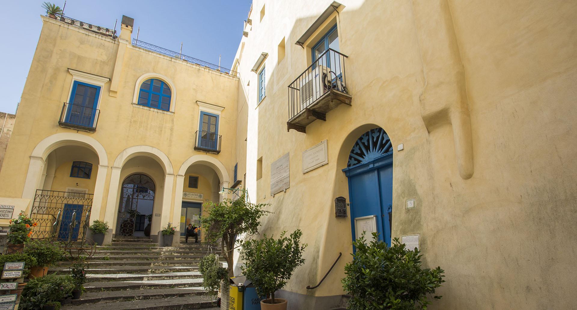 """Al Centro Ignazio Cerio di Capri: """"Il Barbone"""" La misconosciuta storia di William Wordsworth junior"""