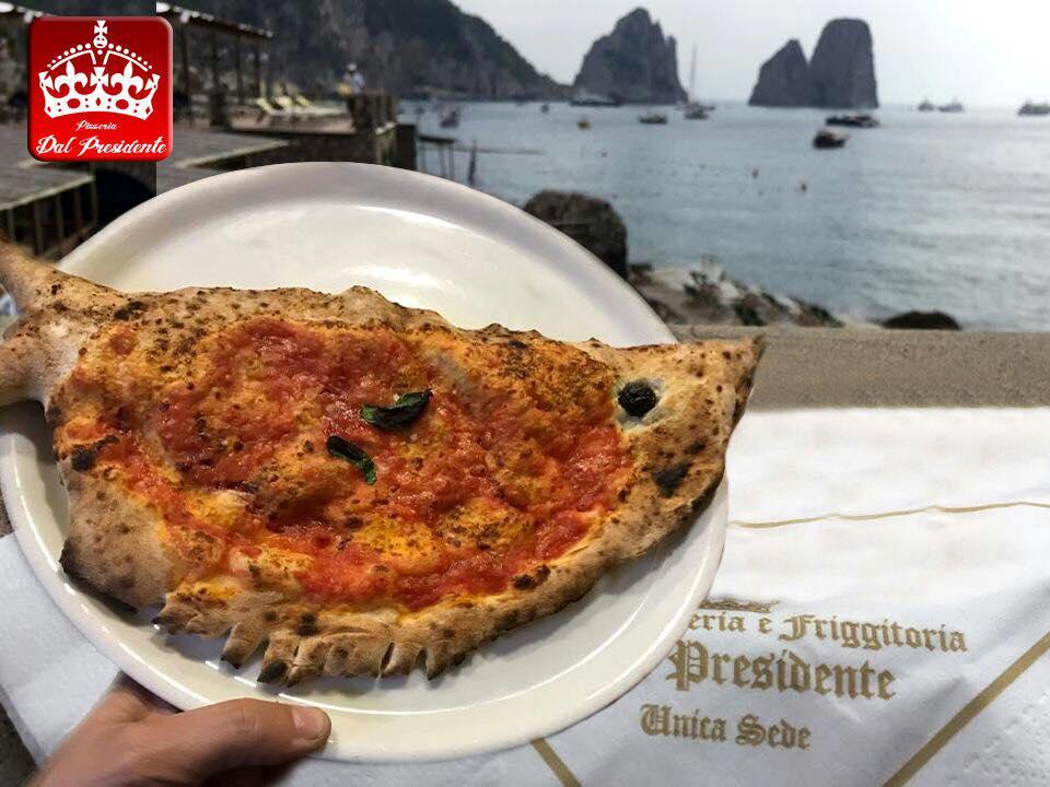 """Capri: Le prime foto della Pizzeria """"Dal Presidente"""" che aprirà Venerdì 17 marzo ad Anacapri"""