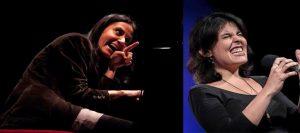 """Capri. Concerto in Rosa con """"Donne Eterne Muse"""" Emilia Zamuner Voce, Elisabetta Serio Pianoforte"""