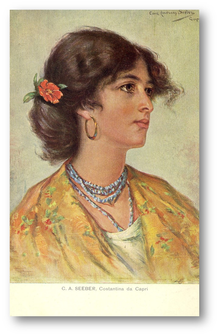"""""""Omaggio alla Venere Caprese"""" Conferenza a Capri nella giornata internazionale della Donna"""