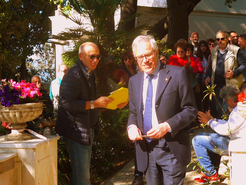 """Capri. Ritorna a Vivere il Parco di Fersen, """"La Gloriette"""" (VIDEO ESCLUSIVO)"""