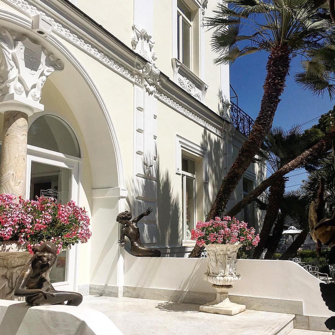 L'Excelsior Parco di Capri nella classifica dei 5 Migliori Hotel campani e d'Italia secondo gli utenti di Trivago