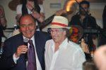 Vip a Capri. Bruno Vespa duetta con Guido Lembo alla Taverna Anema e Core (FOTO)