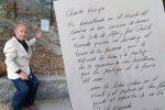 Capri. La lettera del nipote di Pablo Neruda alla giovane scrittrice Giorgia Fontana (FOTO)