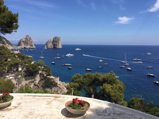 """Torna a crescere il mercato delle """"Case al Mare"""" Capri nelle prime 15 Località più richieste"""