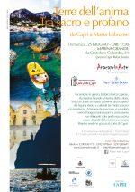 """Capri. """"Terre dell'anima"""" Tra sacro e profano,da Capri a Massa Lubrense in barca con Kaire Arte"""