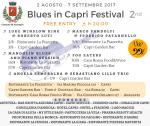 """Capri.  Ritorna """"Blues in Capri"""" il programma della seconda edizione della rassegna da non perdere"""