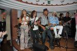 Vip a Capri. Tom Morello il chitarrista dei Rage Against the Machine all'Anema e Core (FOTO)