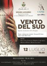 """Capri.  Grande attesa per lo spettacolo teatrale """"Vento del Sud"""" scritto e diretto da Giovanni De Luise"""