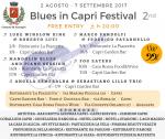II° Blues in Capri Festival, tutto pronto per la seconda settimana (PROGRAMMA)