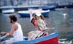 Lina Wertmüller compie 89 anni, Auguri alla Regista che Ama Capri (FOTO)