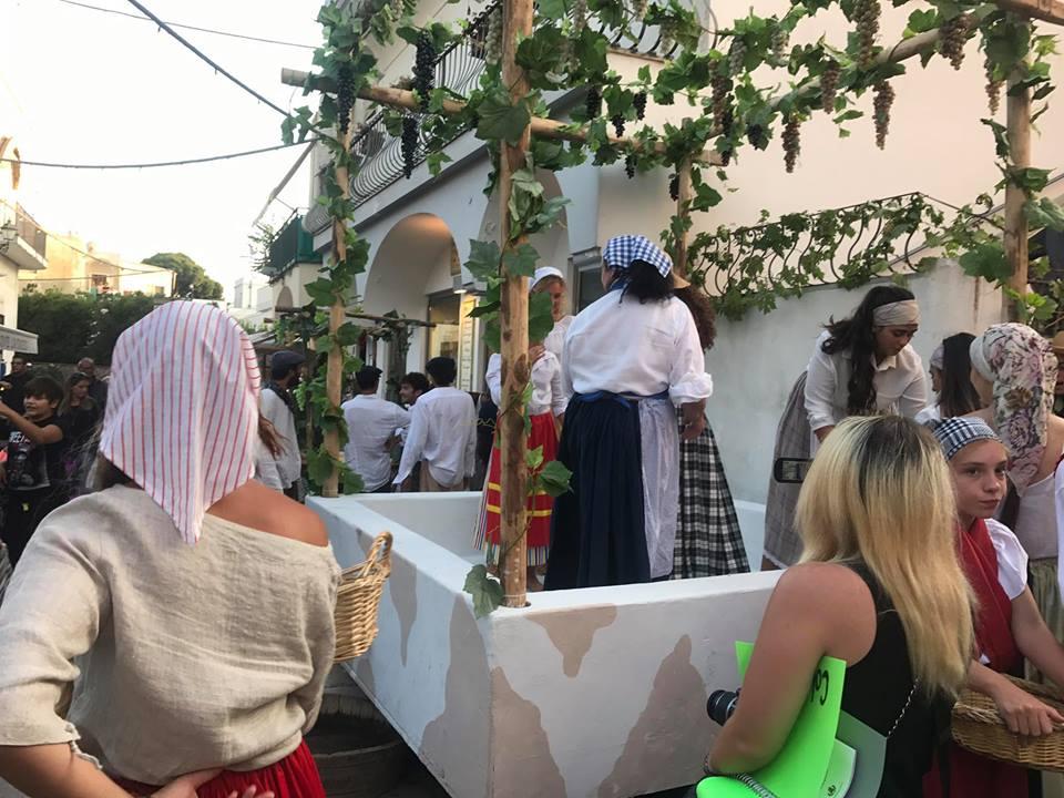 Capri. La Settembrata Anacaprese 2017 tra radici storiche, mestieri e prodotti tipici (PROGRAMMA)