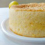 Chiffon Cake al Limone di Capri – Ricetta Esclusiva